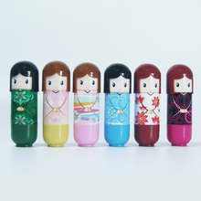 Fantastic Crayons Funky Unisex Pencil Shaped Solid Moisturizer nutirtious stick Lip Balm for mouths to lip Top Quality(China)