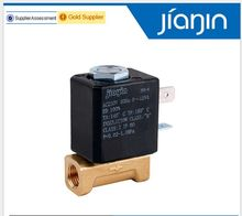 JYZ-3N  Normally Closed N/C 2/2 Way Direct-acting AC 230V G1/8'  Brass Steam Air Water 2 Position Solenoid Valve Coffee Makers