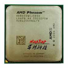 AMD Phenom X3 8650 2.3 GHz Triple-Core CPU Processor HD8650WCJ3BGH Socket AM2+(China)