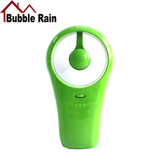Bubble Rain A50 Potable Flexible Mini Air Conditioner Cooler Hand-held Mute USB Pocket Cooling Battery Desk Fan for Outdoor