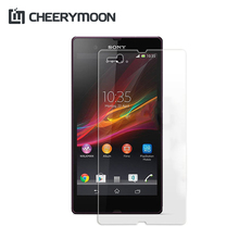 Buy Nano Explosion-proof Soft Sony Xperia L S36h C2105 C2104 Soft Premium Protector Screen Protective Film Tempered Glass for $1.12 in AliExpress store