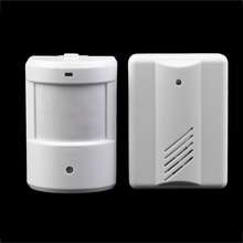 Buy Wireless Detector Driveway Patrol Garage Alarm Infrared Doorbell Alarm System Motion Sensor Home Security Alarm Motion Sensor for $11.59 in AliExpress store