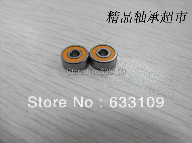 SMR95-2ES MR95 MR95-2RS  5x9x3mm HYBRID SI3N4 Ceramic ball bearing hybrid SMR95 2RS CB A7 fishing / motor bearings<br><br>Aliexpress