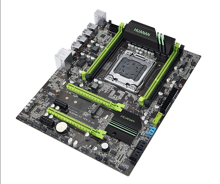 Интернет магазин товары для всей семьи HTB1xfARjNPI8KJjSspfq6ACFXXas Скидка материнской HUANAN Чжи X79 материнской платы с M.2 слот Процессор Intel Xeon E5 2690 C2 2,9 ГГц памяти 16G (2*8) DDR3 1600 регистровая и ecc-память