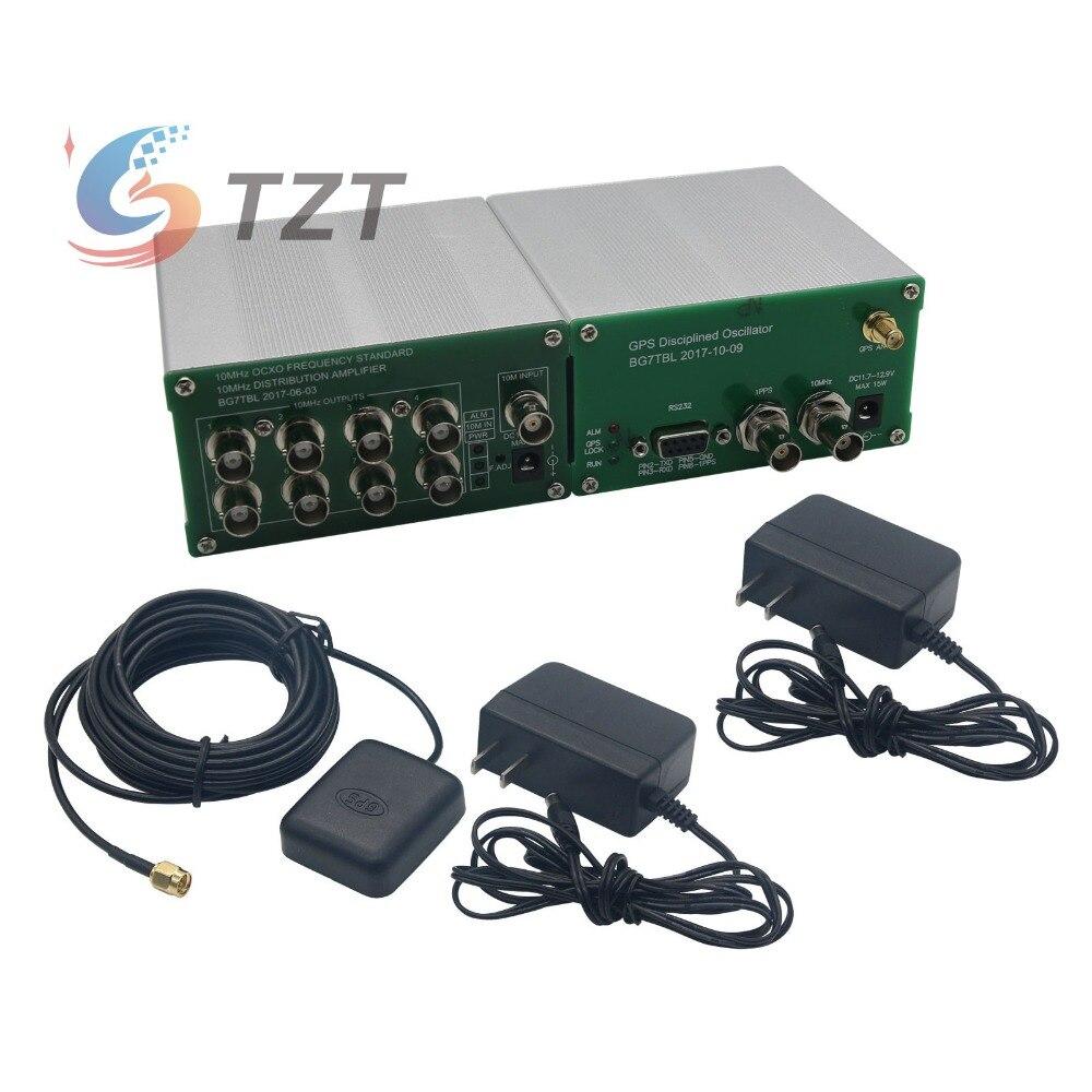 10MHz Distribution amplifier frequency divider clock divider 8 port output