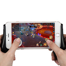 Mobile Phone Game Controller Joystick Portable Handle Holder Grip Extended Bracket Gamepad Hand Grip Xiaomi/Samsung