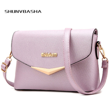 Free Shipping New Style Shoulder Bags Messenger Bag Men Leather Small Square Messenger Bag Women Crossbody Bag 28 TXJ(China)
