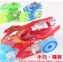 Inertial Motorcycle Model Toys Puzzle creative gifts strange new stall selling children's toys(China)