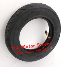 10x2.0 wheel motorcycle tyres ouber bube inner tube bent Schrader Valve for Gas & motorcycle