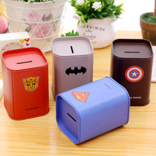 Colorful Mini Tea Box Sealed Jar Packing Boxes Jewelry, Candy Box Small Storage Boxes Cans Coin Earrings Headphones Gift Box -30(China)