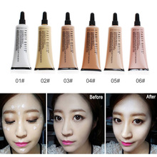 Liquid Concealer Stick for Black or Oily Sensitive Skin Pro Best Under Eye Concealer Light Makeup Primer for Dark Circle or Spot