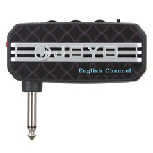 JOYO  English Channel Mini Guitar Amplifier with Earphone Output for Guitar / Bass