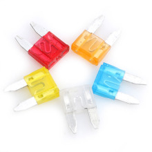 60Pcs Auto Car Truck ATC Mini Blade Fuse 5A 10A 15A 20A 25 30A AMP Mixed Set Kit