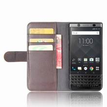 Luxury Genuine Leather Wallet Cases Capinha Coque For BlackBerry Keyone Mercury DTEK70 Flip Stand Design Cover Book Style Case
