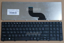 FOR Packard Bell Easynote MS2291 NEW90 NEW95 PEW71 Laptop Keyboard Russian Black NEW