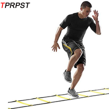 TPRPST 9 Rung 16.5 Feet 5Meter Agility Ladder for Soccer Speed Training Equipment