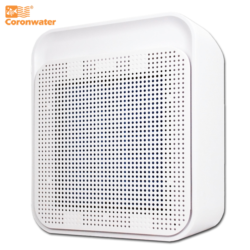 Air Cleaner ozone Purificateur Sterilizer Three modes and Timer with Remote Control