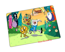 Adventure Time mouse pad  Halloween Gift game pad to mouse notebook computer mouse mat brand gaming mousepad gamer laptop
