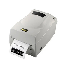 Argox thermal transfer ribbon printer 0S-214plus 203dpi barcode sticker printer support printing Jewellery clothing label tags(China)