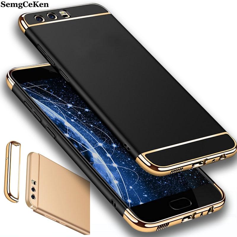 SemgCeKen ShockProof armor hard coque cover case For XiaoMi MI6 MI 6 Luxury Original mobile cell phone back accessories etui MI6