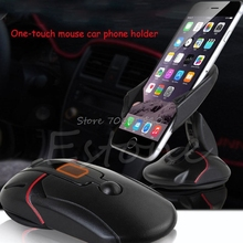 360 Degree Universal In Car Dashboard Cell Mobile Phone GPS Mount Holder Stand Cradle -R179 Drop Shipping