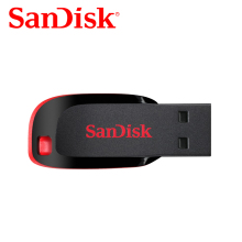 100% Original SanDisk USB Disk Pen Drive 32GB 64GB 8GB 16GB pendrive CZ50 USB 2.0 memory stick USB flash drive 128GB(China)
