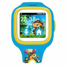 GSM Wifi GPS Tracker Phone Watch Bluetooth Kid Smart Watch SIM Card SOS Emergency Children Smartwatch Anti-lost For IOS Android