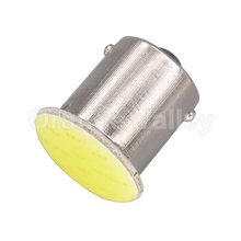 10Pcs Hot Sale COB P21W 1156 BA15S 12 Chips Brake Bulbs RV Trai Rear Lights Turn Signal Lamps Parking Auto Car Lighting