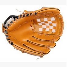 Honkbal Knuppel Baseball Ball Tennis Training Thickened Infield Pitcher Baseball Glove Softball Glove Adult Children and Youth(China)