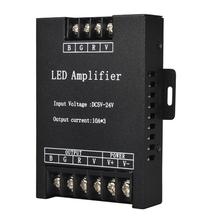 OSIDEN 30A LED RGB Amplifier DC5-24V 3*10A for RGB 3528 5050 LED Strip light Power Repeater Console Controller