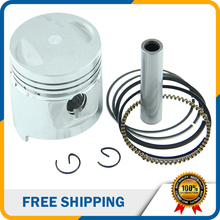 CG150cc Piston Ring Pin Set for Lifan Zongshen Loncin CG150cc Engine ATV Dirt Bike HH-133(China)