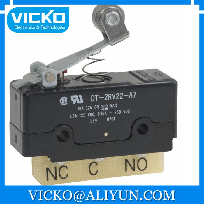 [VK] DT-2RV22-A7 SWITCH SNAP ACTION DPDT 10A 125V SWITCH<br><br>Aliexpress