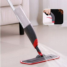 Hot Seller Spray Water Mop Aluminium Pole Microfiber 360 Degree Multifunction Rotate Mop Household Floor Cleaning Tools