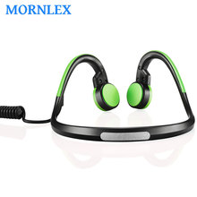 Buy Noise cancelling bone conduction earphone hearing aids earphone headphones microphone smart device bluetooth headphone for $36.50 in AliExpress store