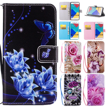 Luxury Leather Coque Case For Samsung Galaxy S3 S4 S5 NEO S6 S7 Edge Grand Prime G530 G531H/DS Core Prime G360 G361 Cover fundas(China)