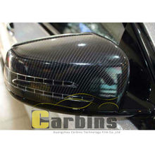 0.3*1.5M 6D carbon fiber vinyl black high quality car wrap sticker film factory supply OEM size  free shipping