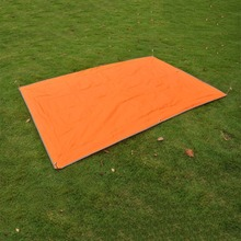 New Outdoor Foldable Aluminum Film Camping Tent Blanket Pad For 1-2 picnic mat baby crawl mat yoga mat  free Shipping