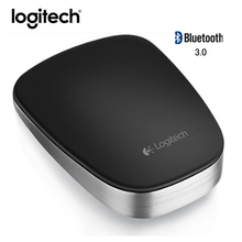 Logitech  T630 Ultrathin Mini  Wireless Bluetooth 3.0 Touch Mouse Easy Switch For Windows Mouse