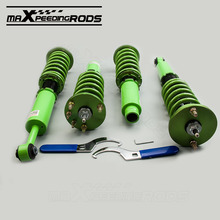 30 Levels Coilover Coilovers Spring Strut for Honda Accord 03-07 Acura TSX 04-08 Shock Suspension Damper Spring Strut Coil