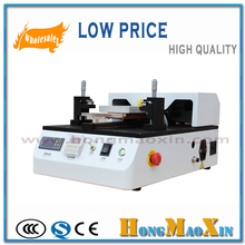 Built-in Vacuum Pump Semi Automatic LCD Separator Machine Touch Screen Repair For iPhone for Samsung