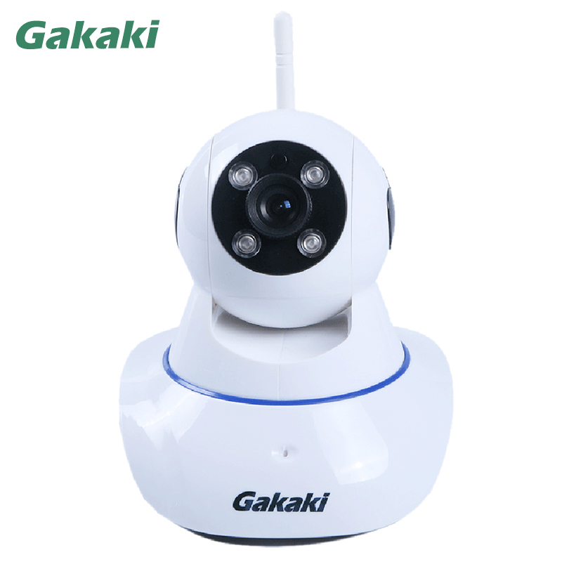 Gakaki HD 960P Smart Wireless IP Camera WiFi Video Surveillance Monitoring Night Vision CCTV Baby Monitor Mobile Remote Camera<br>