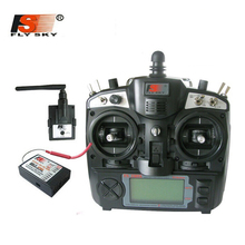 FlySky FS-TH9B FS-TH9X-B FS TH9X 2.4G 9CH Radio System (TX+ RX) RC Transmitter Set with Receiver FS-R8B