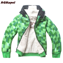 2015 New Warm Children Winter Jackets For Boys Fleece Coats Fashion Jacket For Girls Boys Hooded Kids Outerwear Coat For Girl(China)
