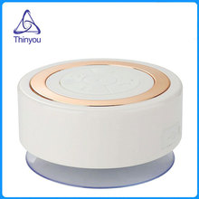 Thinyou Mini Portable Wireless Bluetooth Speakers Waterproof Shower Small Music Audio LED Light Stereo Sound Handsfree