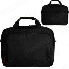 New arrival Portable black Canvas laptop bag men laptop bag 14  inch computer accessories, laptop bag