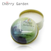 Portable Solid Perfume 15ml for Men Women Original Deodorant Non-alcoholic Fragrance Cream MH011-01