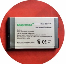 SEAPROMISE Free shipping retail mobile phone battery C-M2 CM2 for Blackberry RIM Pearl 8100 8110 8120 8130 8230...(China)