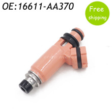 New 16611-AA370 Pink Fuel Injector For Subaru  STI WRX Forester Impreza 2.5L 2.0L 16611AA370 195500-3910 16611-AA510 1955003910