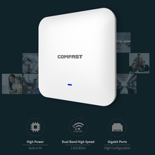 COMFAST CF-A1 WDS Outdoor Wireless Access Point CPE 300Mpbs IP65 8W WIFI Bridge AP