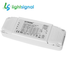 28W selectable constant current dimmable LED driver,350ma / 450mA / 550mA / 600mA / 700mA, with Triac Dimming (trailing edge)